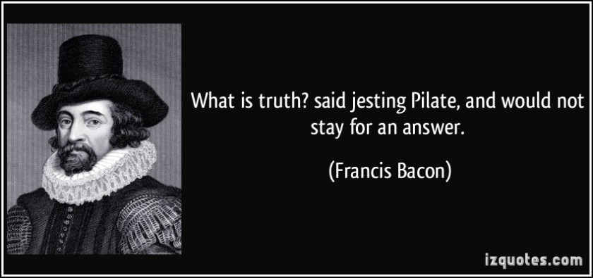 pilate-on-truth