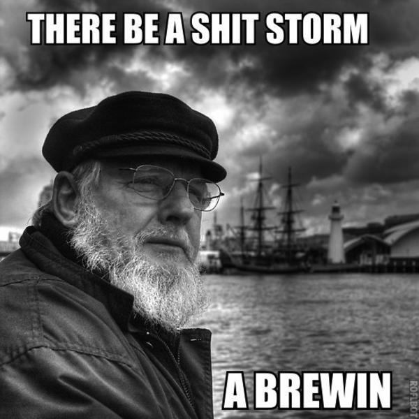 shitstorm
