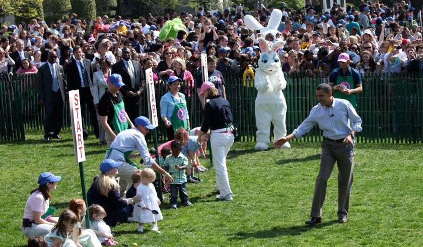 Obama Easter egg