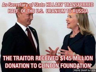 Hillary Traitor 2