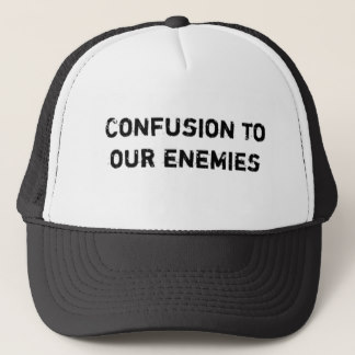 confusion_to_our_enemies_trucker_hat-r0ba56ca7657e49f6b76bd58dda9032d6_eahwi_8byvr_324