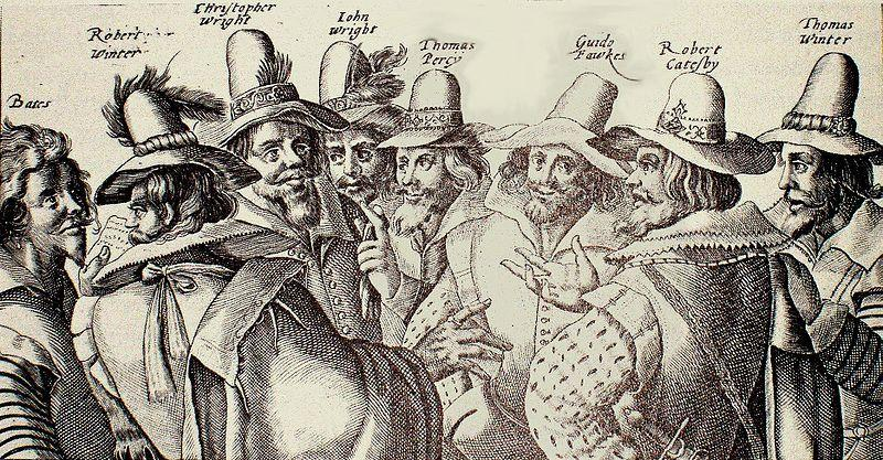 fawkes and friends