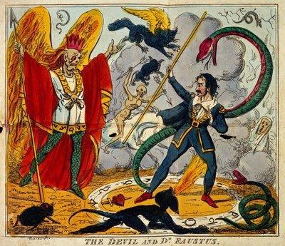 Faustus #1