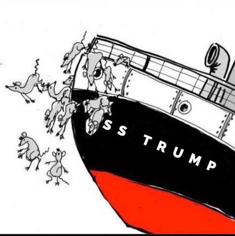 Trump ship