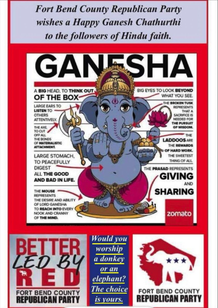 Ganesh Republican