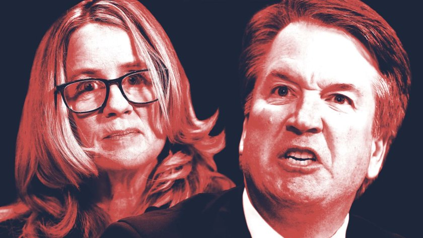 Kavanaugh and Ford