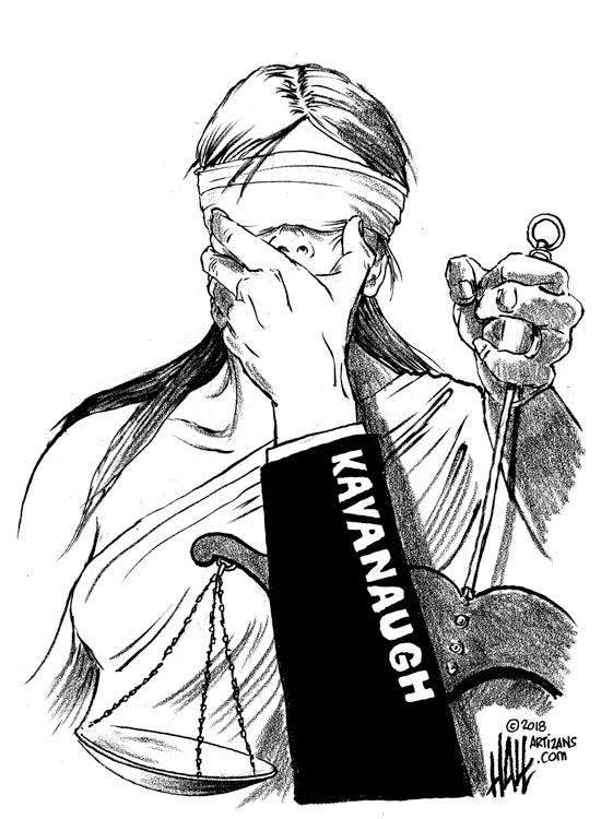 Kavanaugh Liberty