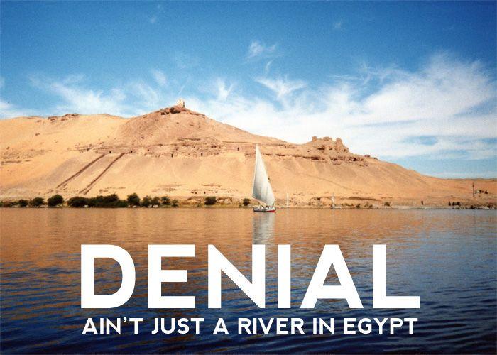 river in Egypt