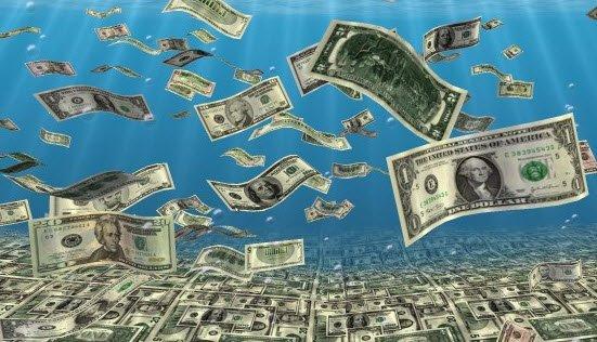 river of money