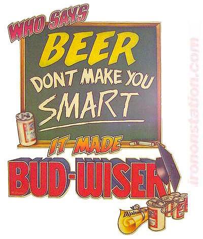 bud wiser