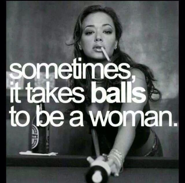 it takes baslls