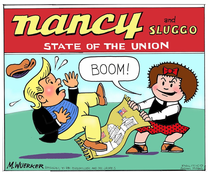 nancy and slugger
