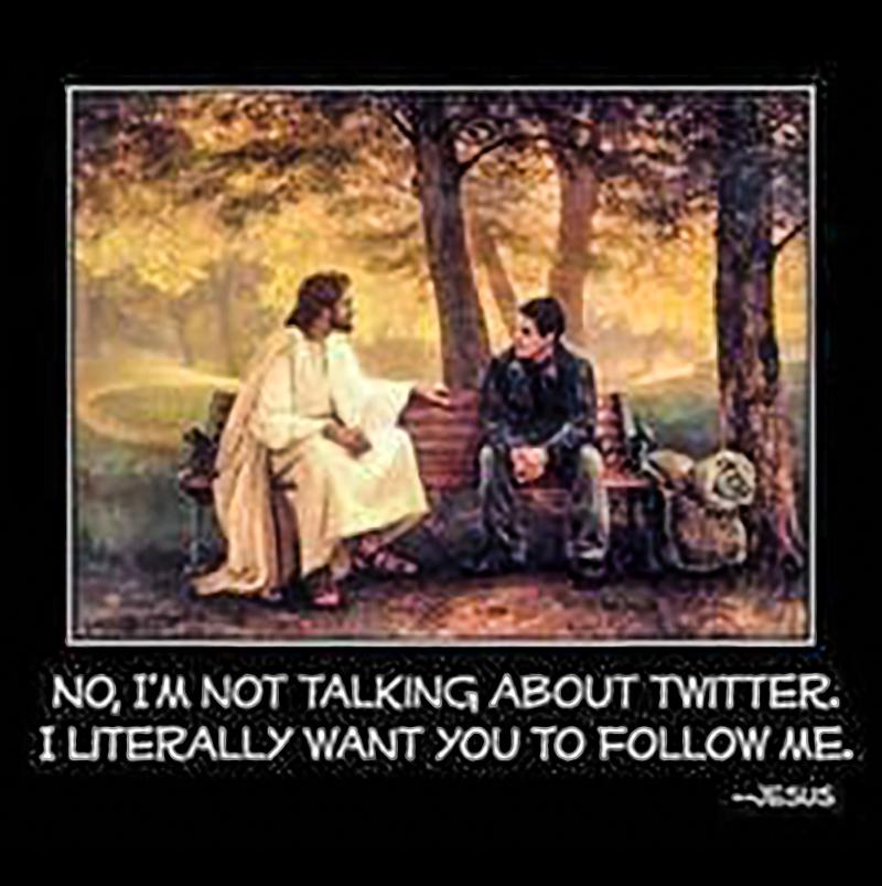 twitter jesus