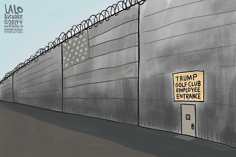 special entrance