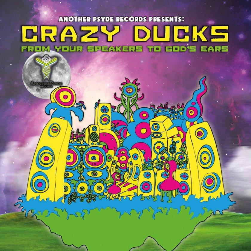 crazy ducks