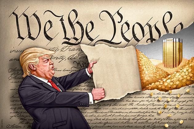 Trump's Constitution