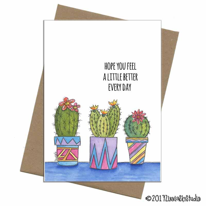 a card for Bernie