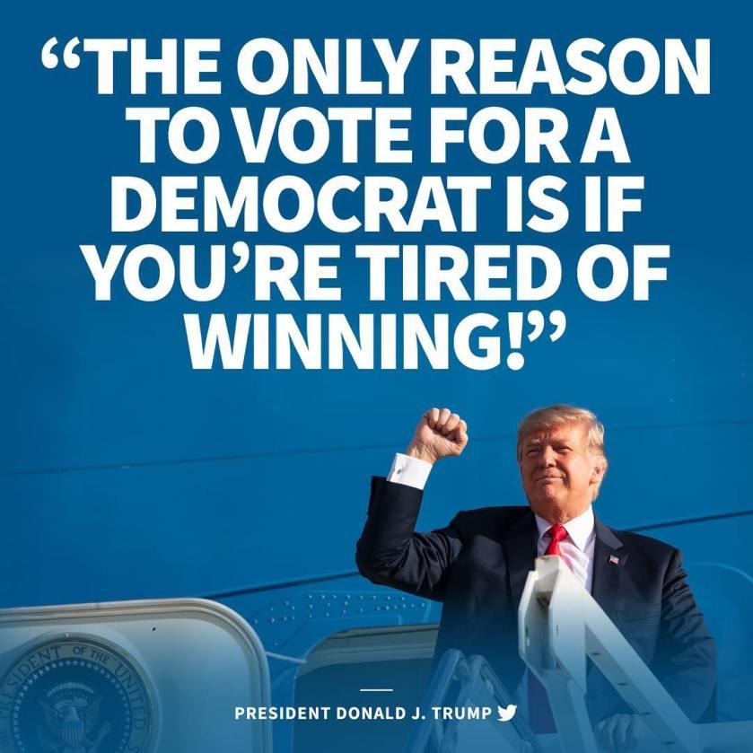 Tired of Winning