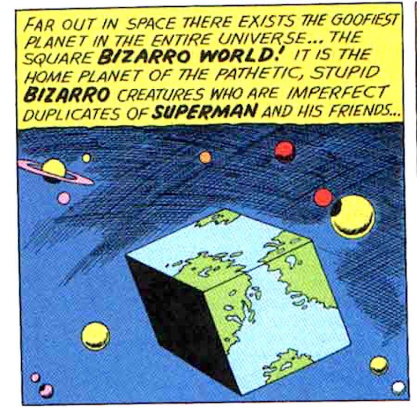 Bizarro-World