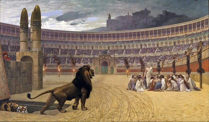 Christians Lions