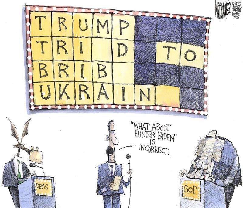 Trump Tried