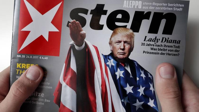 Stern Trump