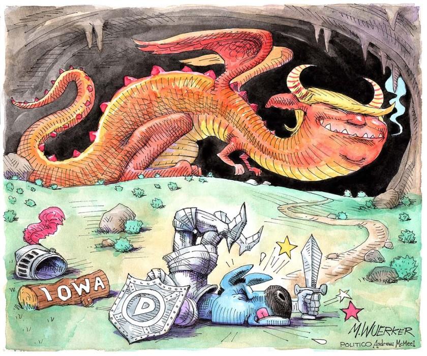 Iowa dragon