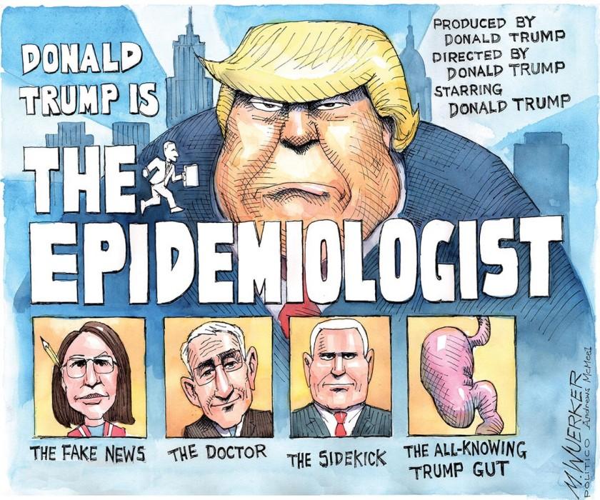 the epidemiologist