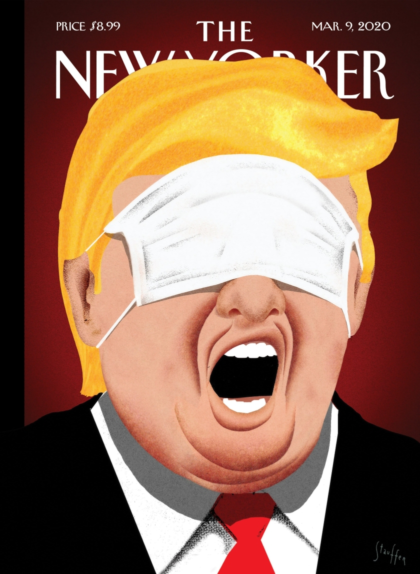 Trtump Blinded
