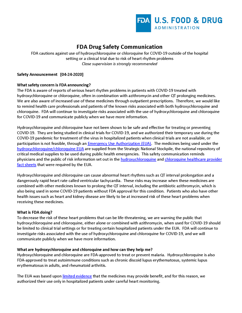 HCQ-CQ-LI-Drug-Safety-Communication_0_Page_1