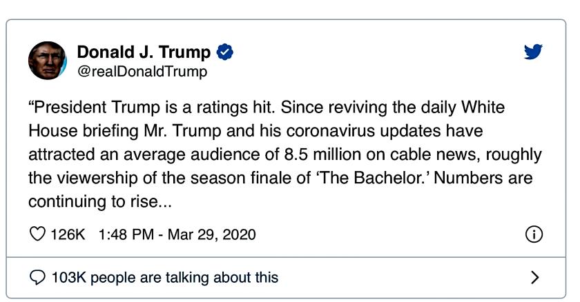 Ratings Hit