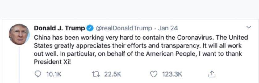 Jan 24 tweet