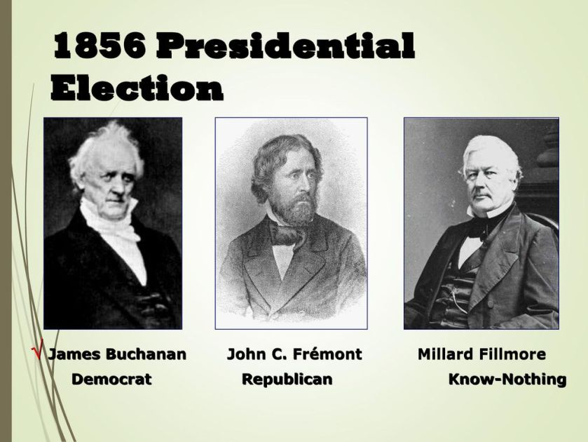 1856 election