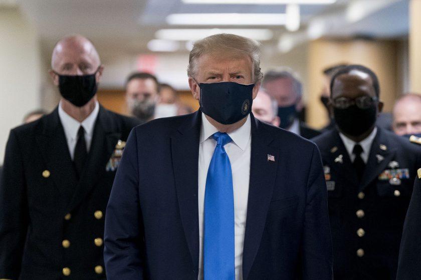 Masket Trump
